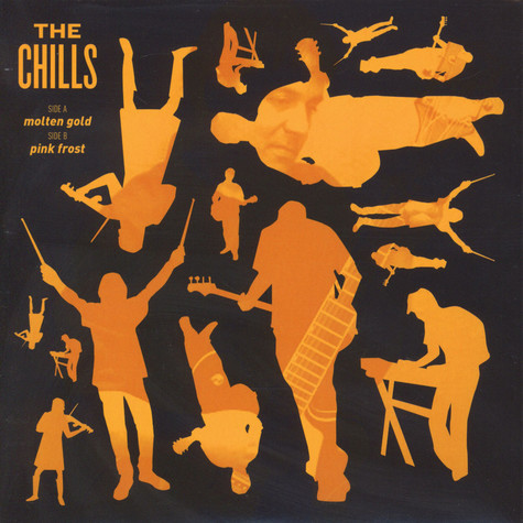 Chills, The - Molten Gold / Pink Frost