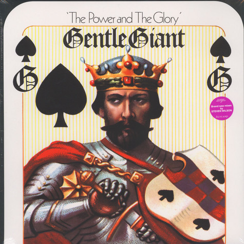 Gentle Giant - The Power And The Glory Steven Wilson Mix
