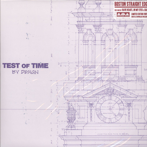 Test Of Time - By Design
