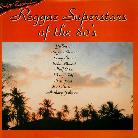 V.A. - Reggae Superstars Of The 80's