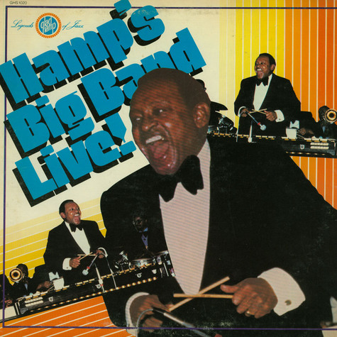 Lionel Hampton - Hamp's Big Band - Live!