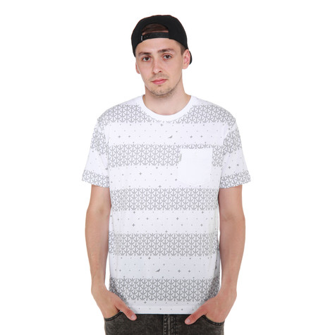 Staple - Pigeon Lux Stripe T-Shirt