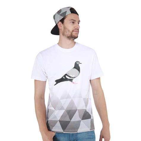 Staple - Fractal Pigeon T-Shirt