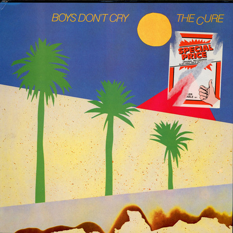 Cure, The - Boys Don't Cry