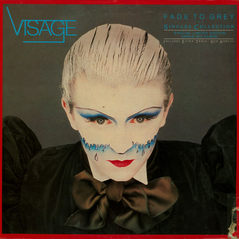 Visage - Fade To Grey - The Singles Collection - Special Limited Edition Dance Mix Album