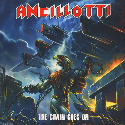Ancilotti - The Chain Goes On