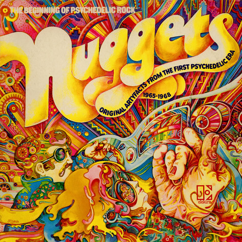 V.A. - Nuggets: Original Artyfacts From The First Psychedelic Era 1965-1968