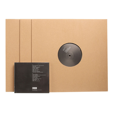 "V.A. - Field Records - Collection (3x12"" + 2xCD Pack)"