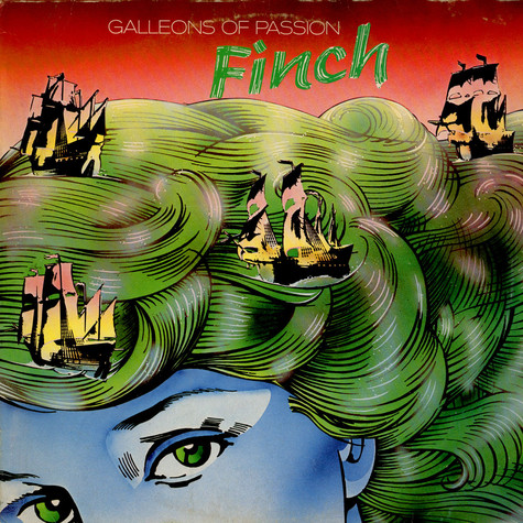 Finch - Galleons Of Passion