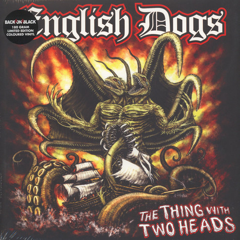 English Dogs - The Thing With Two Heads