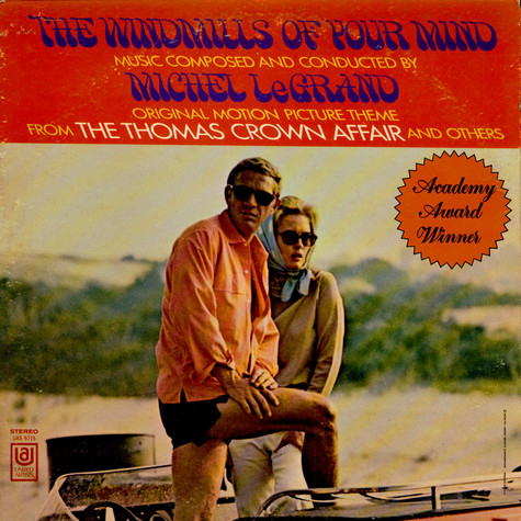 Michel Legrand - OST The Windmills Of Your Mind