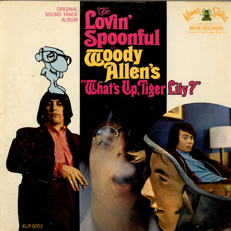 Lovin' Spoonful, The - In Woody Allen's ''What's Up, Tiger Lily?''