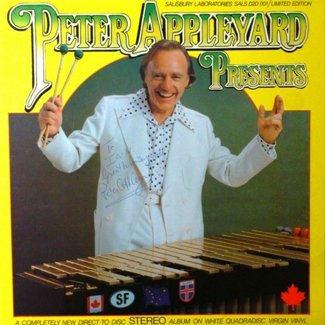 Peter Appleyard - Presents