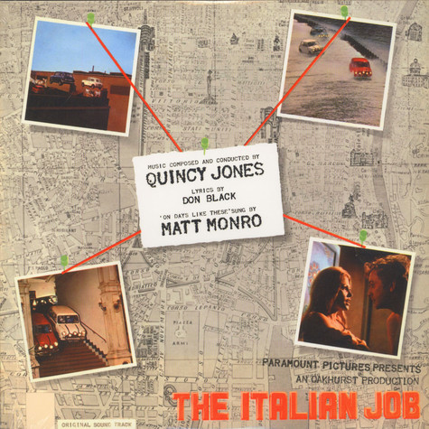 Quincy Jones - OST The Italian Job