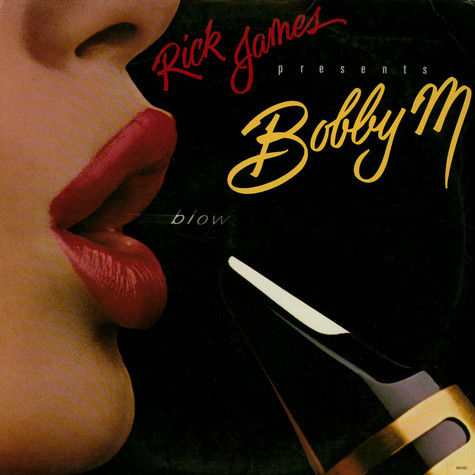 Rick James Presents Bobby Militello - Blow