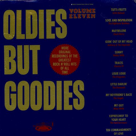 V.A. - Oldies But Goodies Volume 11