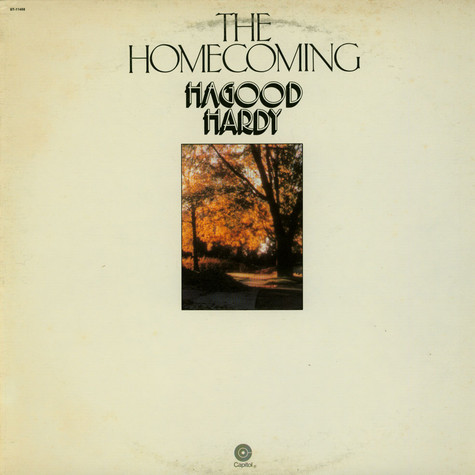 Hagood Hardy - The Homecoming