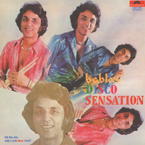 Babla's Disco Sensation - Old Film Hits With A New Disco Touch