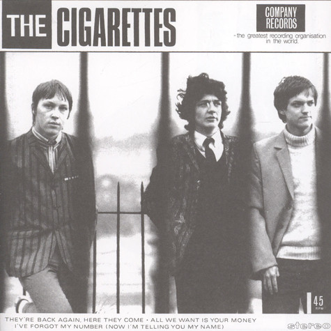 Cigarettes - They're Back Again, Here They Come