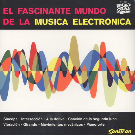Tom Dissevelt & Kid Baltan - The Fascinating World Of Electronic Music