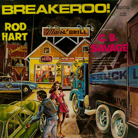 Rod Hart - Breakeroo!