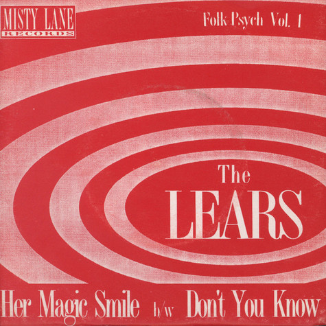 Lears - Her Magic Smile / Don't You Know
