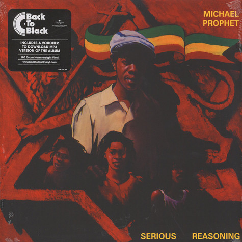 Michael Prophet - Serious Reasoning Back To Black Edition