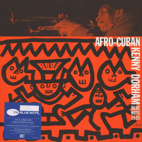 Kenny Dorham - Afro-Cuban Back To Black Edition