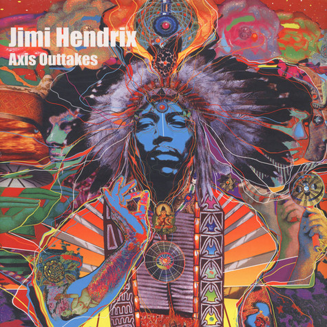Jimi Hendrix - Axis Out-Takes