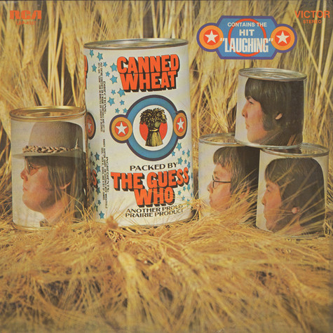 Guess Who, The - Canned Wheat
