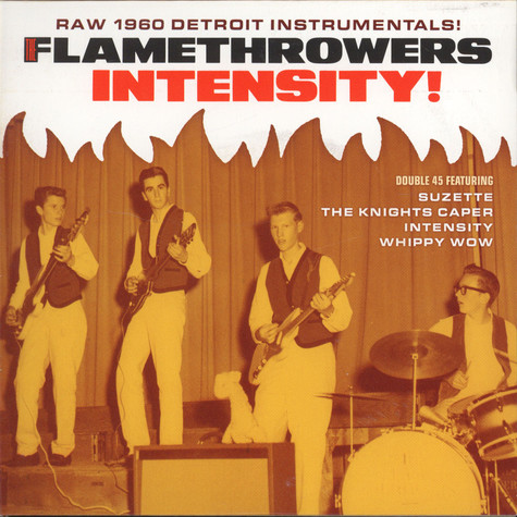 Flamethrowers - Intensity