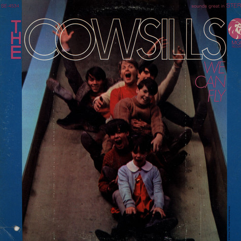 Cowsills, The - We Can Fly