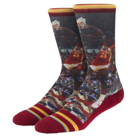 Stance - Dominique Wilkins Socks
