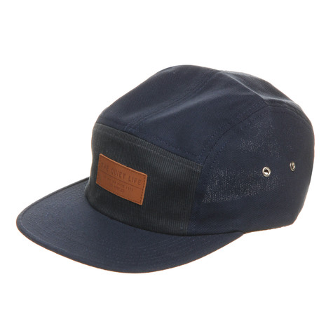 The Quiet Life - Blend 5-Panel Cap