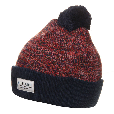 The Quiet Life - Speckled Pom Beanie
