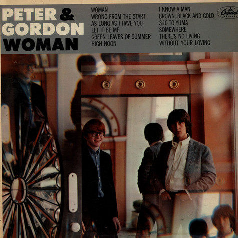 Peter & Gordon - Woman