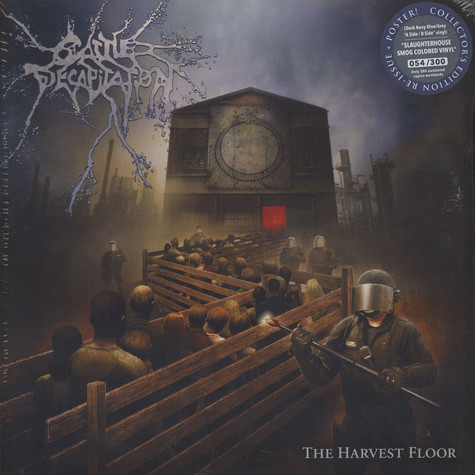 Cattle Decapitation - The Harvest Floor Colored Vinyl