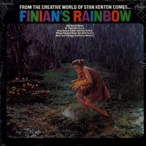 Stan Kenton - From The Creative World Of Stan Kenton Comes... Finian's Rainbow
