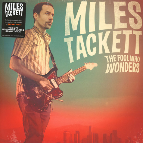 Miles Tackett of Breakestra - The Fool Who Wonders