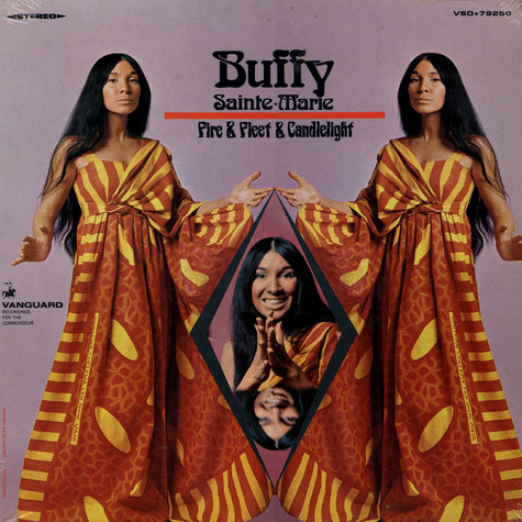 Buffy Sainte-Marie - Fire & Fleet & Candlelight