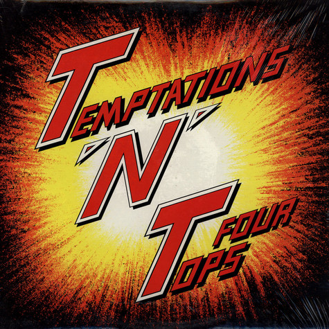 Temptations, The & Four Tops - T'N'T