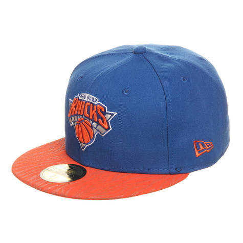 New Era - New York Knicks NBA Tonal Zebra 59fifty Cap