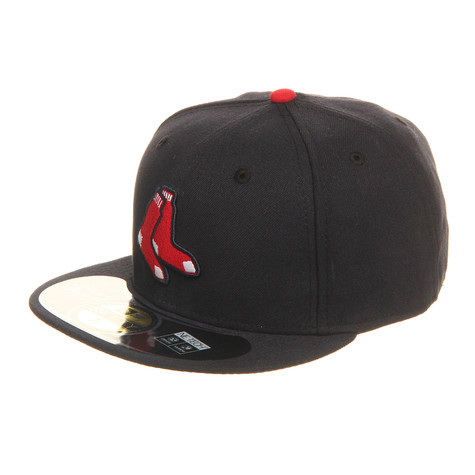 New Era - Boston Red Sox Alternate MLB Authentic 59fifty Cap