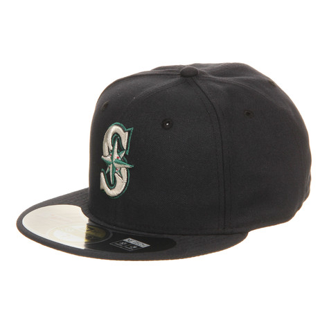 New Era - Seattle Mariners Game MLB Authentic 59fifty Cap