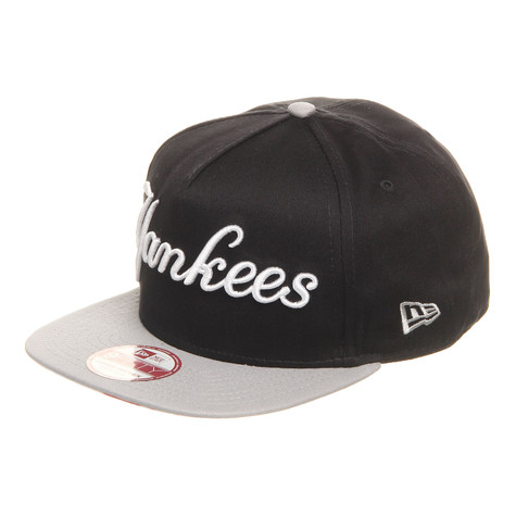 New Era - New York Yankees Flip Up Team Redux Snapback Cap