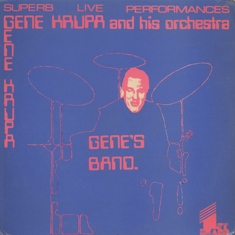 Gene Krupa And His Orchestra - Gene's Band