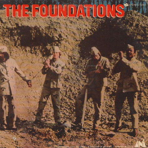 Foundations, The - Digging The Foundations