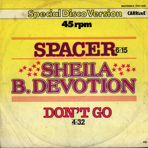 Sheila & B. Devotion - Spacer