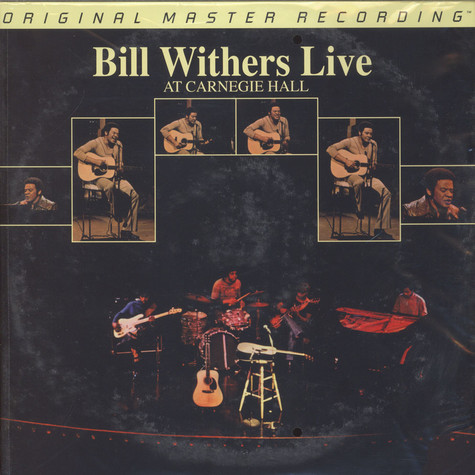 Bill Withers - Live At Carnegie Hall