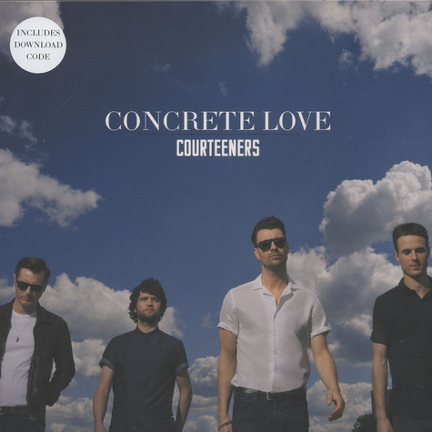 Courteeners, The - Concrete Love